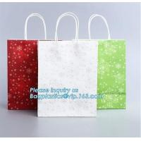 Wholesale Luxury Shopping Packing Cotton Handle Custom Printed Simple Carrier Art Paper Bags With Matt Lamination, bagease, packag from china suppliers