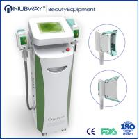 Wholesale Water Wind Semiconductor Tri Cooling cryo fat freeze slimming machine from china suppliers