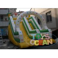 Wholesale Commercial Squirrel Inflatable Dry Slide 0.55mm PVC Vinyl Tarpaulin For Kids from china suppliers