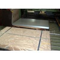 Wholesale EGI Electro Galvanized Steel Sheet Metal Regular Spangle ISO Certification from china suppliers