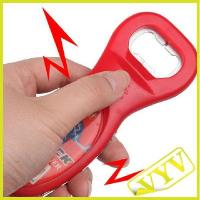 Wholesale low price Bottle-Opener Tool Shaped Practical Joke Funny Trick Shock Toy from china suppliers