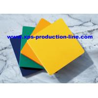 Wholesale Fire Retardant B1 Grade PVC Foam Board For Signage / Construction Formwork from china suppliers