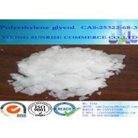 Wholesale Non Toxic Polyethylene Glycol PEG 200 Clear Colorless Liquid Good Water Solubility from china suppliers