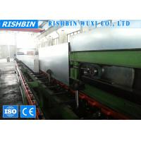 Wholesale Caterpillar Continuous PU Sandwich Panel Production Line for Sandwich Wall Panels from china suppliers