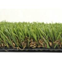 Buy cheap U Shaped Outdoor Fake Turf Grass For Balcony / Roofing 30mm Dtex12000 from wholesalers