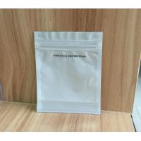Wholesale Milk Protein Powder Cosmetic Skincare Packaging Bag With Zip Lock from china suppliers