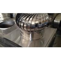 Wholesale 300mm Industrial Air Extractor Turbine Ventilator from china suppliers
