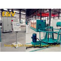 Quality Energy Conservation Two Roll Mill Machine With Quickiy Change Rollers With Ellipse Round Hole Type System for sale