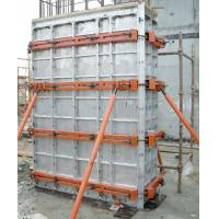 Wholesale Square Concrete Column Formwork Aluminum Formwork with Steel Walers from china suppliers