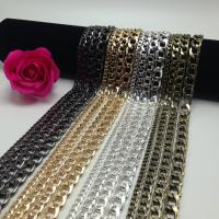 Wholesale Metal Chain Link Curtain /Decorative Chain Link /Luggage chain /Bag Chain Link/ Jewelry chain from china suppliers