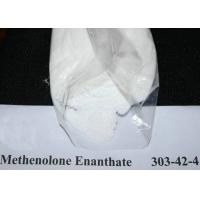 Wholesale Pharmaceutical Anabolic Steroids Raw Powder Methenolone Enanthate / Primobolan Steroid CAS 303-42-4 from china suppliers