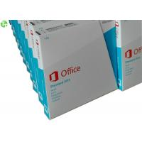Quality Microsoft Office Standard 2013 Retail Version 1 DVD + 1 Key Card Pack Software for sale