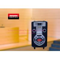 "Wholesale Outdoor 10"" Battery Powered PA Speaker , Battery Powered PA Amplifier from china suppliers"