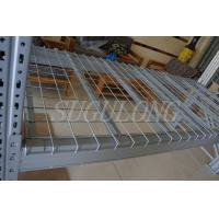 Wholesale Combined Metal Supermarket Storage Racks High Performance Eco-Friendly from china suppliers