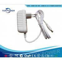 Wholesale White Power Adapter Wall Mounted Switching Power Supply 5W -24W from china suppliers