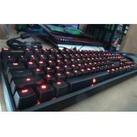 Wholesale 8.4mm Red / Blue LED Backlight Keyboard , Backlit Bluetooth Kyeboard For LCD Moudle from china suppliers