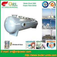 Wholesale Chemical industry boiler mud drum SGS from china suppliers