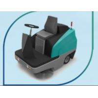 manual vacuum floor sweeping machine