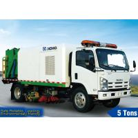 Quality Spraying Road Sweeper Truck for sale