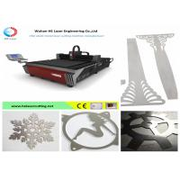 Wholesale High Powered Fiber Laser Cutting Machine , Galvanized Steel Sheet Cutting Machine from china suppliers