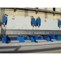 Quality 800 Ton Cylinders Shear Press Brake Electro Hydraulic Synchronous for sale