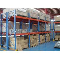 Wholesale Multi Level Industrial Steel Storage Racks , Custom Size Metal Racking Systems from china suppliers