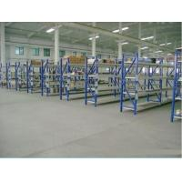 Quality Medium Duty Industrial Steel Storage Racks 500kg/Layer , Commercial Warehouse Shelving for sale