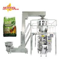 Wholesale High Precision VFFS  Bird / Cat / Dog Pet Food Packing Machine from china suppliers