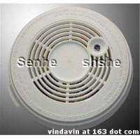 Wholesale 220V smoke detector with 9V backup battery from china suppliers