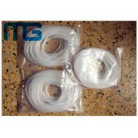 Wholesale White Cable Accessories Exquisite Electric Spiral Wrapping Band For Wires from china suppliers