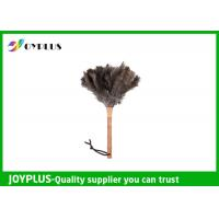 Wholesale Professional Home Cleaning Tool Ostrich Feather Duster Bamboo Handle from china suppliers