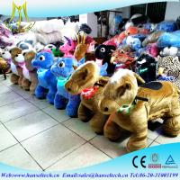 Wholesale Hansel rich toys rocking horseamusment rides for saleanimal dog rides coin operated animal scooter ride for sral from china suppliers