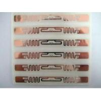 Wholesale Copper etching RFID tags, NTAG203 copper etching tags, NFC electronic tags from china suppliers