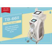 Wholesale Multifunction 3 In 1 E-light IPL RF Nd Yag Laser for Tattoo Removal Hair Removal Face Lifting from china suppliers
