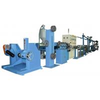 Quality Insulation Cable Extrusion Line 30HP Main Motor Power For PVC / PE Extrusion for sale