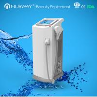 Wholesale Professional vertical 808 diode laser hair removal machine from china suppliers