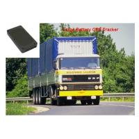 Wholesale Black Color Large Battery Magnetic GPS Tracker For Long Standby Time , 10000mAh from china suppliers