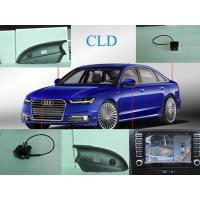 Buy cheap Audi A6L 360° Anti Blind Coner HD Vedio Monitering mass storage from wholesalers
