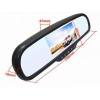 Wholesale Ouchuangbo 4.3 inch high-definition digital car rear mirror monitor factory price from china suppliers