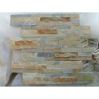 Wholesale Rusty Yellow Culture Stone Wall Cladding from china suppliers