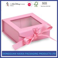 Wholesale Custom Cardboard Packaging Foldable Gift Box Corrugated Paper Material Long Lifetime from china suppliers