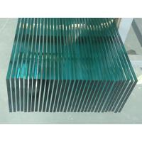 Quality High Tempered Tinted Tempered Glass Walls 6mm 8mm 10mm Customized for sale