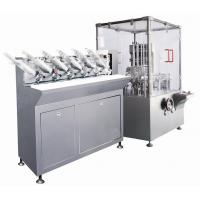 Wholesale PLC Control Automatic Cartoning Machine High Speed For Bottle Packing from china suppliers