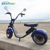 Wholesale Adult E5 Street Legal Citycoco 2 Wheel Electric Scooter With Double Seat And Mirrors from china suppliers