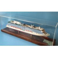 Wholesale Royal Princess Cruise Ship Models ,  Composite Paint Wooden Boat Models from china suppliers
