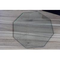 Wholesale 5MM Octagon toughened glass with CCC certificate for furniture from china suppliers