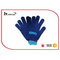Wholesale 32 Grams Knitted Warm Winter Gloves With Gamer Pattern Printing from china suppliers
