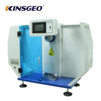 Wholesale AC220V±10% 50HZ Izod Impact Chamber / Laboratory Equipment With 80KG Weight from china suppliers