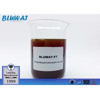 Wholesale Bluwat F7 Inorganic Coagulant Water Purifying Chemicals Municipal Industrial Wastewater Treatment from china suppliers