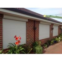 Wholesale Top Quality Automatic Domestic Garage Door /Single Skin Aluminum Roller Shutter Door from china suppliers
